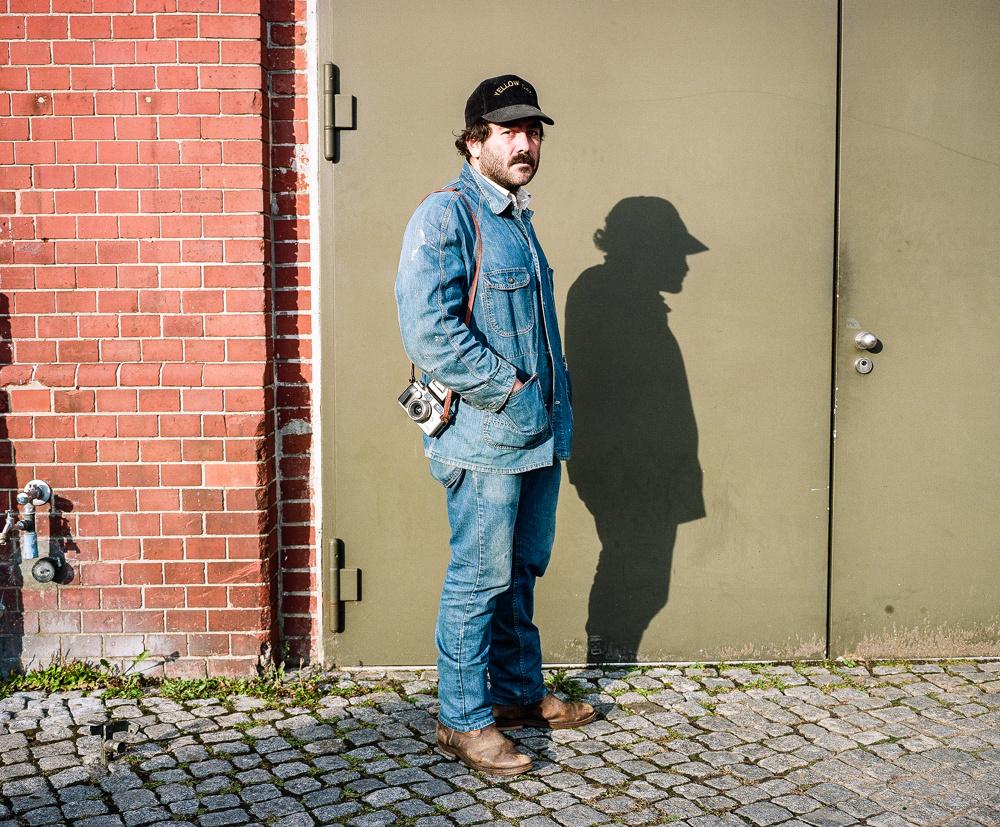 Street photographer Daniel Arnold